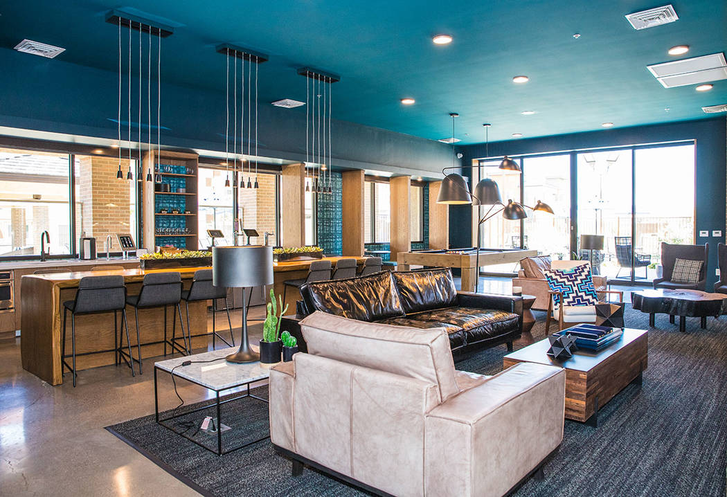 Arizona-based The Wolff Co. has opened a 396-unit apartment complex called The Well at Union Vi ...
