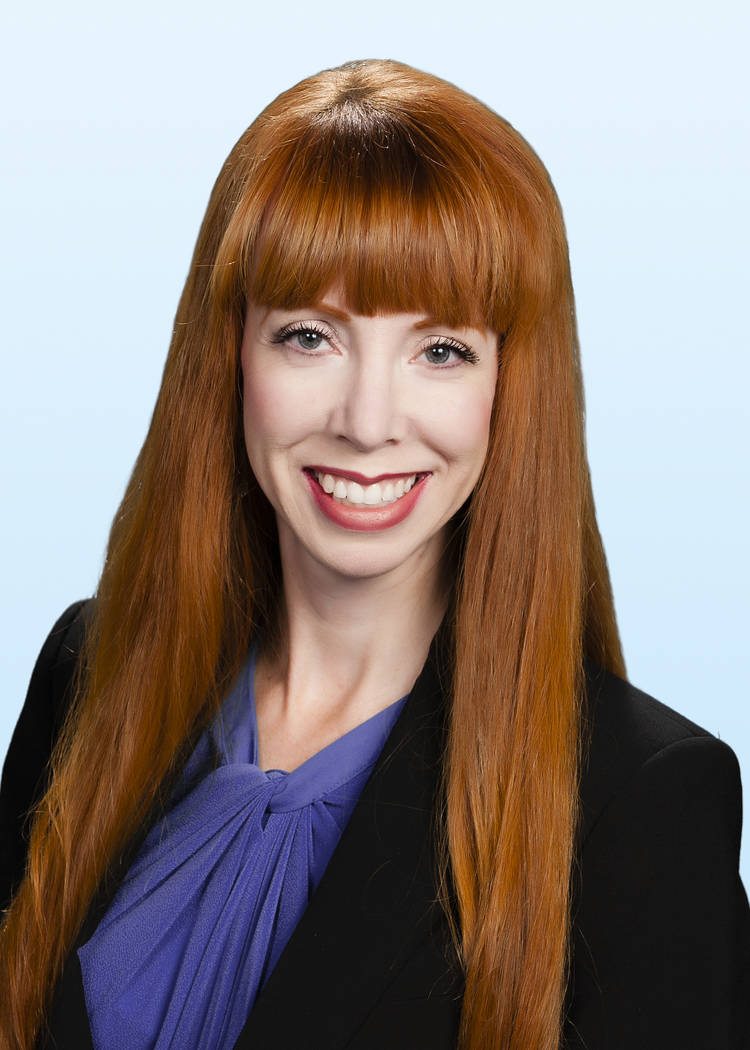 Alexia Crowley, Colliers International, Las Vegas
