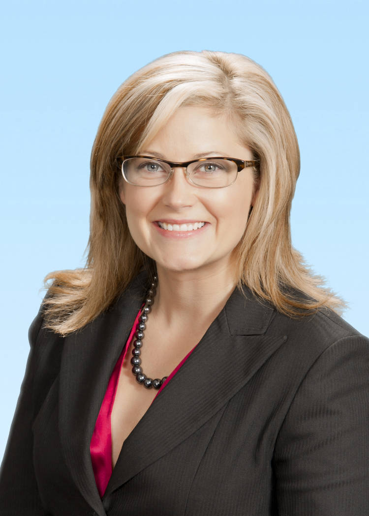 Stacy Scheer, Colliers International, Las Vegas