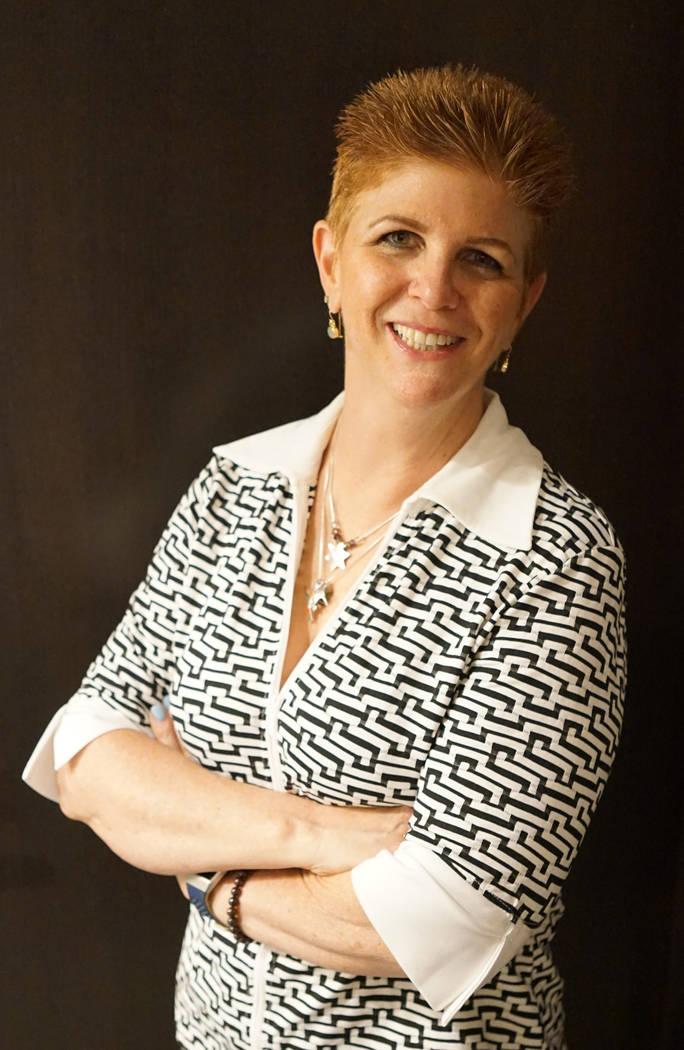 Ayelet Blit, director of Jewish Student Life