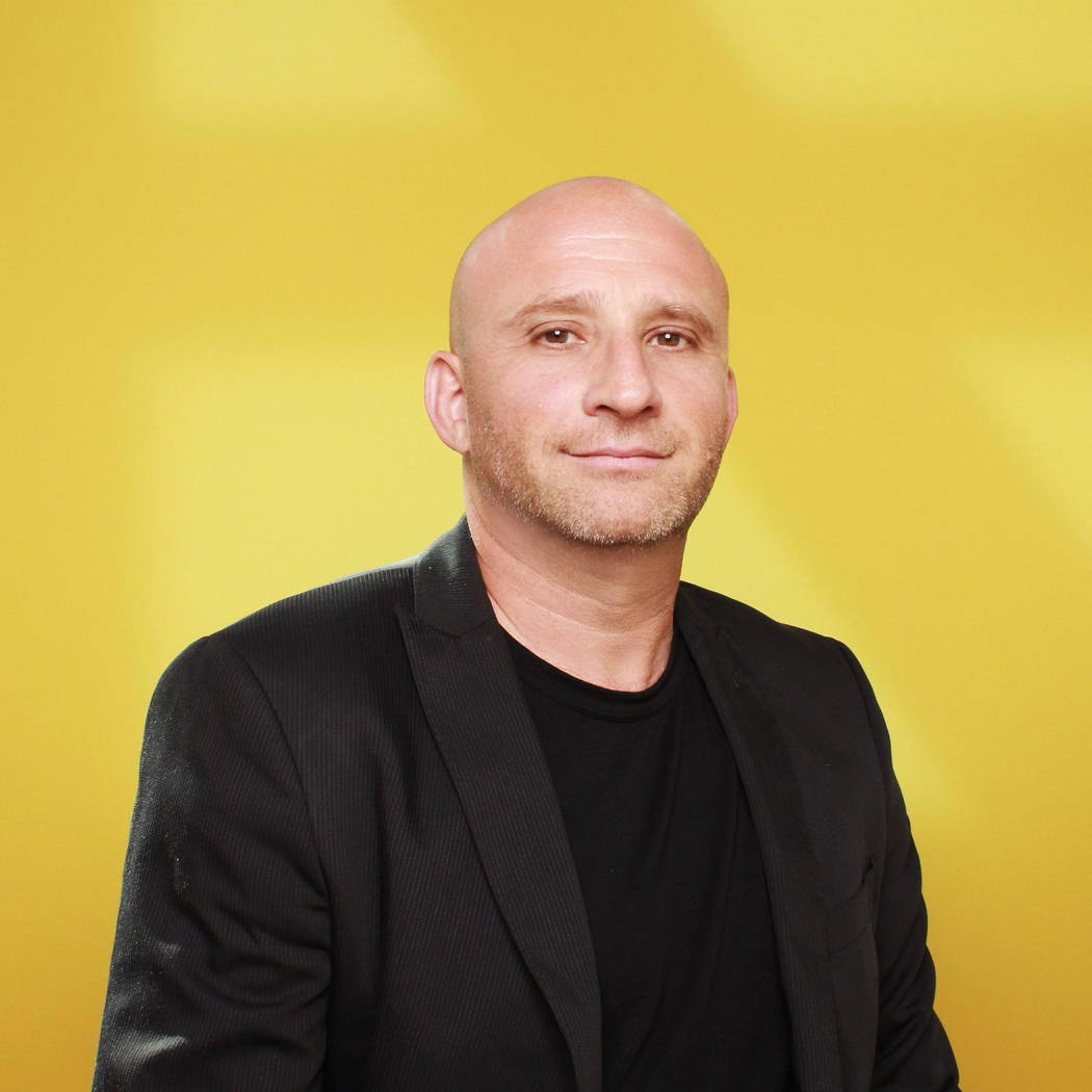 Daniel Shaked, founder and CEO of Home365