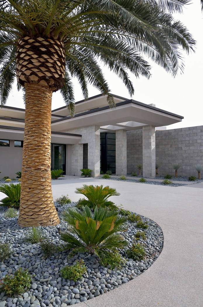 Lake Las Vegas show home, Water's Edge, is on the lake's North Shore at 23 Summer House in ...