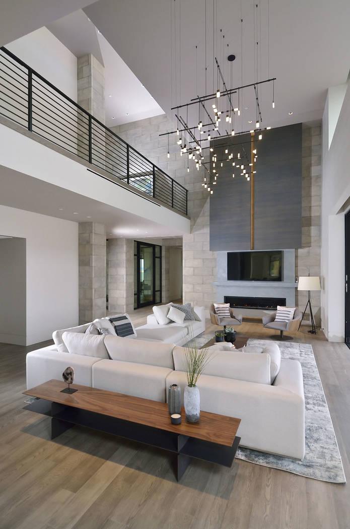 Etta Cowdrey, CEO of Studio V Interior, Architecture and Design, was the project manager. (Bill ...