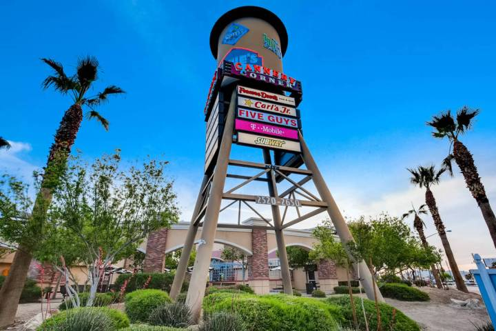 Cannery Corner, a Class A shopping center at 2520-2760 E. Craig Road in North Las Vegas, has so ...