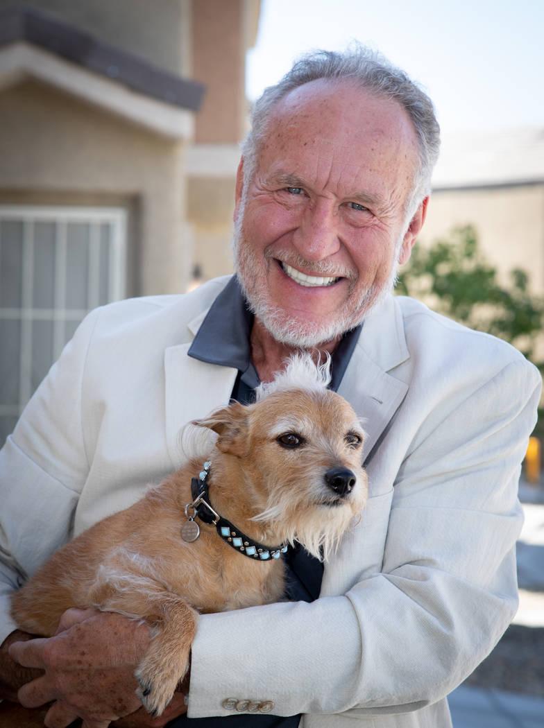 Richard Plaster, CEO of Signature Homes. (Tonya Harvey/Real Estate Millions)