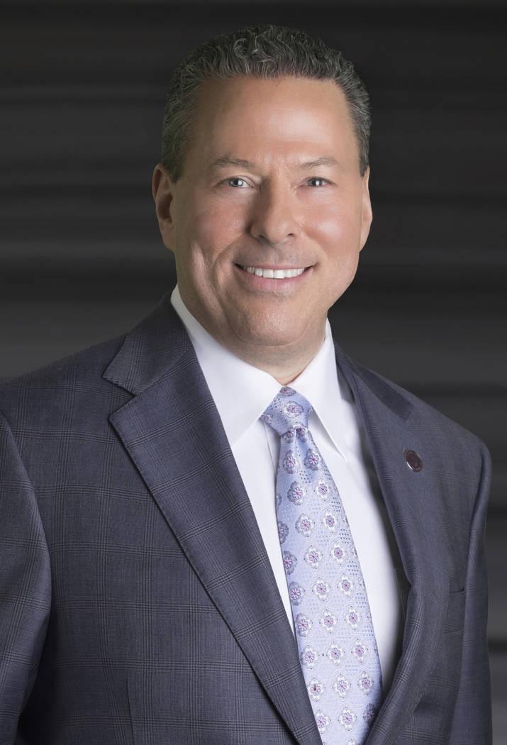 Mark Stark, CEO of Americana Holdings