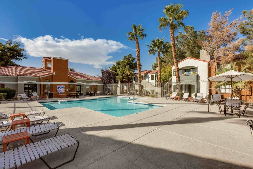 Real estate investment firms purchased the 440-unit Stonegate Apartments, which was constructed ...