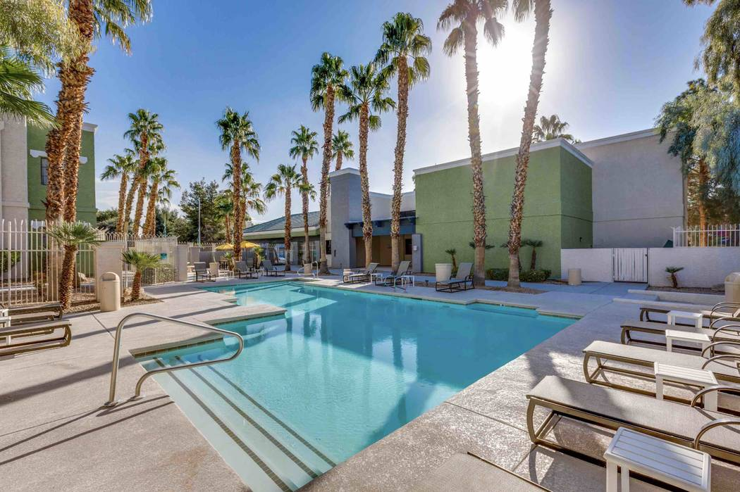 National real estate investment firms purchased the 352-unit Viridian Palms (formerly Stonegate ...