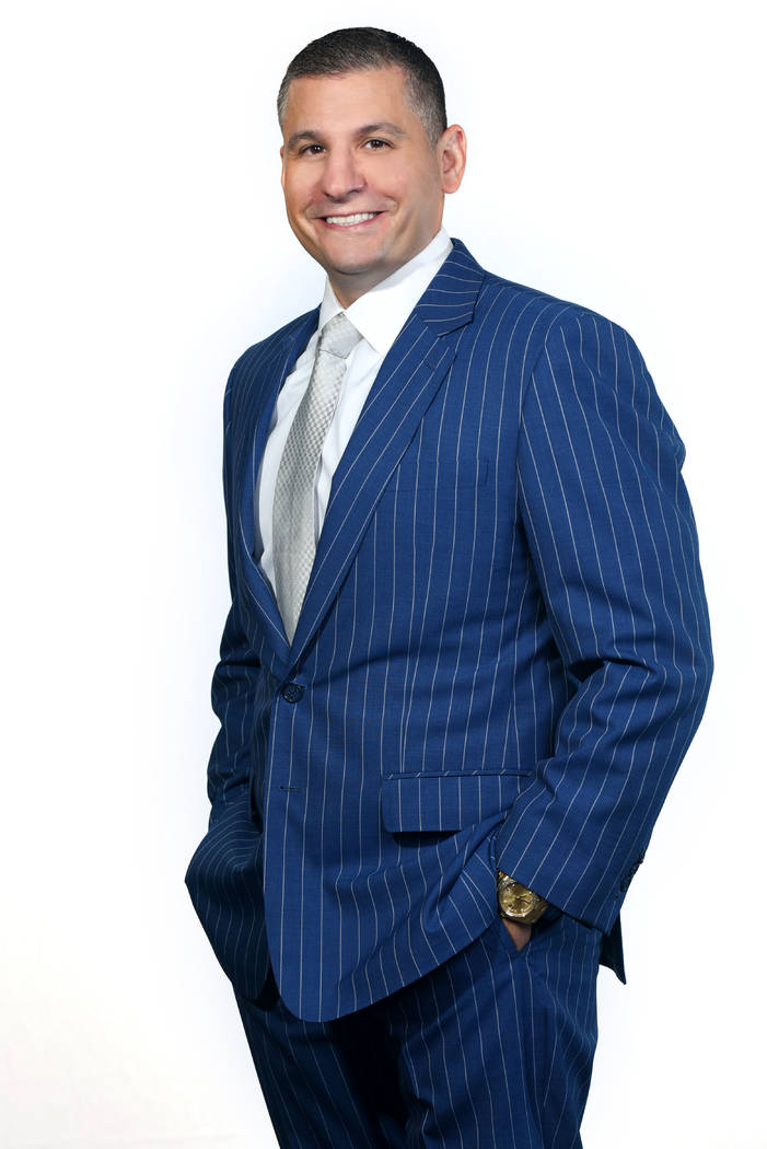 Derek Parent, Las Vegas Heals board