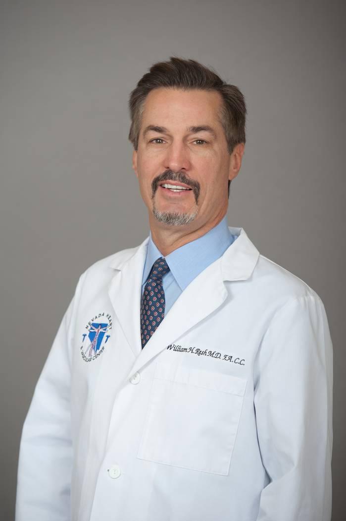 Dr. Bill Resh, Las Vegas Heals board