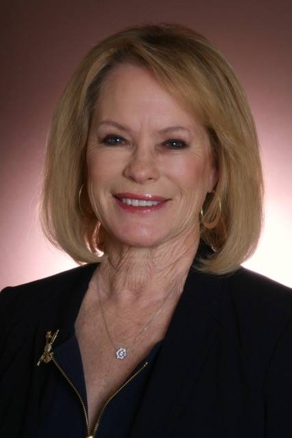 Jeri Crawford, Nathan Adelson Hospice board