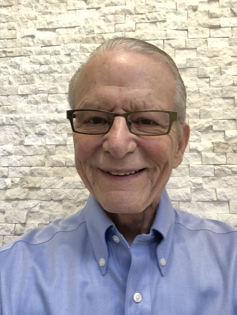 Judd Missner, SCORE Las Vegas business mentor