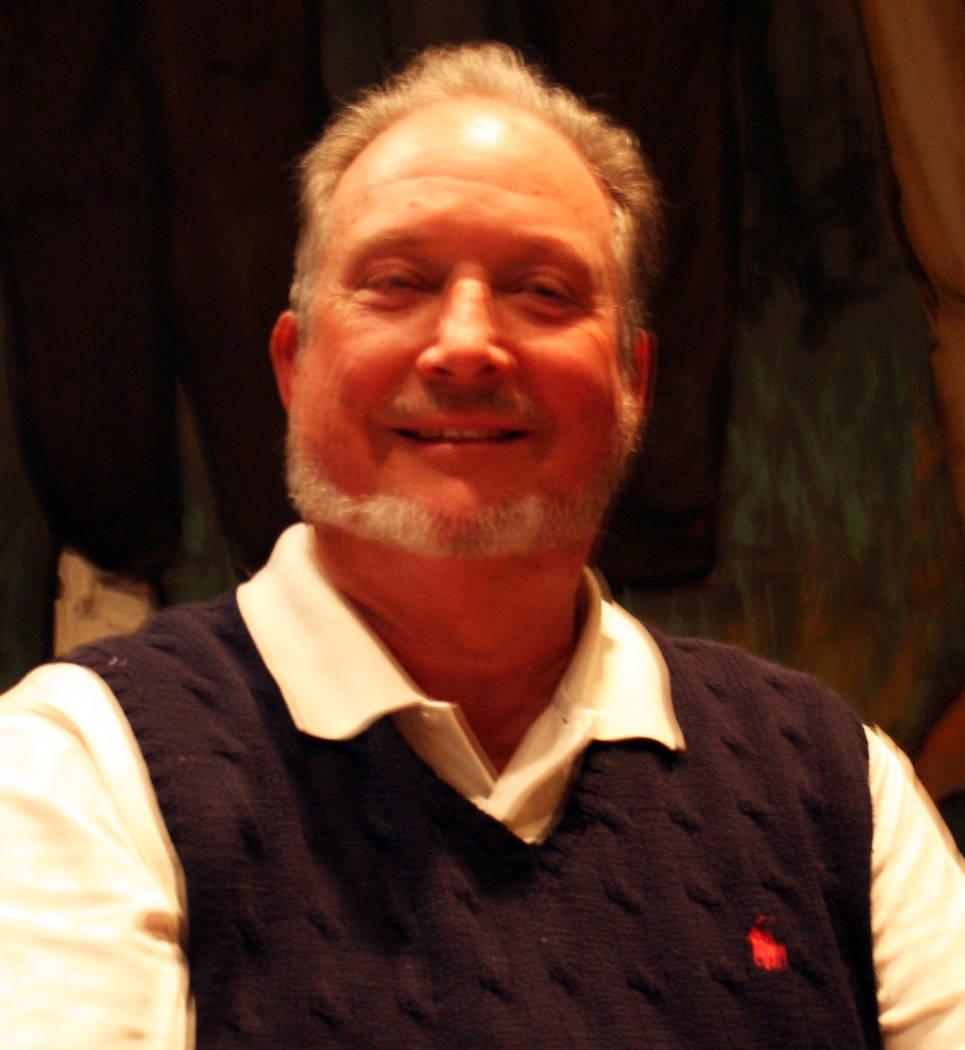 Jerry Van Dyke, SCORE Las Vegas business mentor