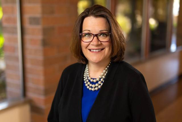 Karen Rubel is Nathan Adelson Hospice's new president and CEO.