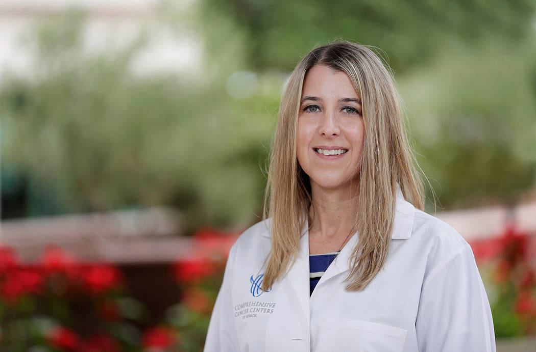 Tracey Neuman, Comprehensive Cancer Centers
