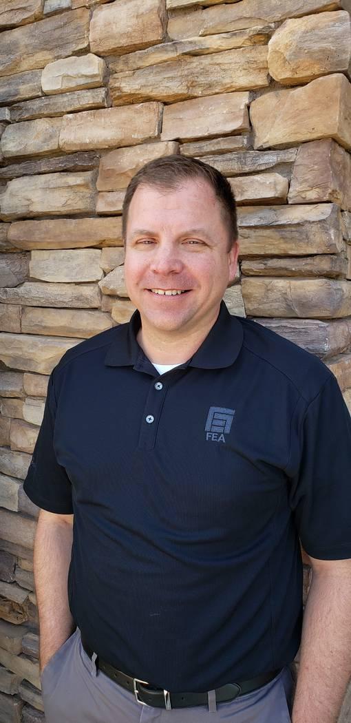 Steve Adair, FEA Consulting Engineers
