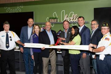 On June 18, a grand opening celebration was held for the third Las Vegas Humana neighborhood ce ...