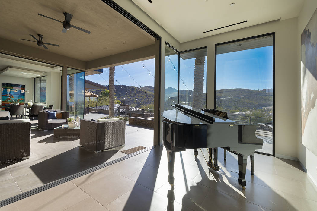 No. 10 -- 582 Lairmont Place in MacDonald Highlands in Henderson tied for 10th place at $3.5M. ...