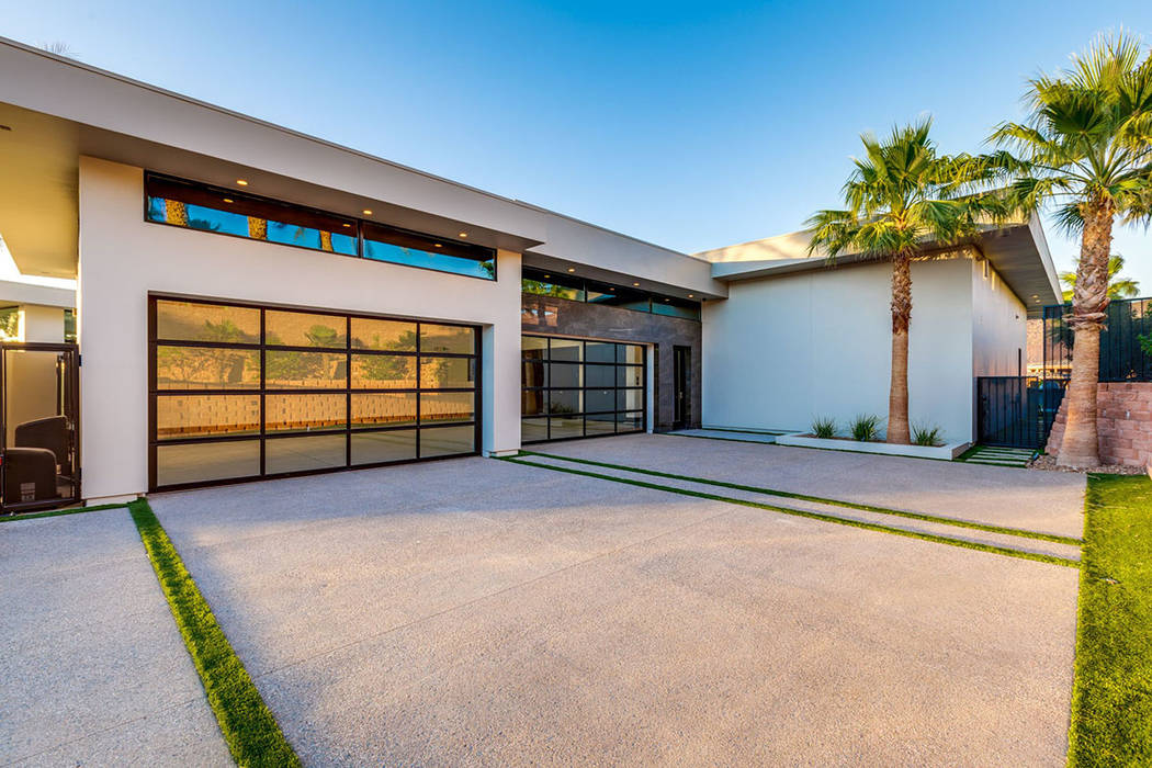 No. 4. — 1210 MacDonald Ranch Drive in MacDonald Highlands in Henderson sold for $5.4 million ...