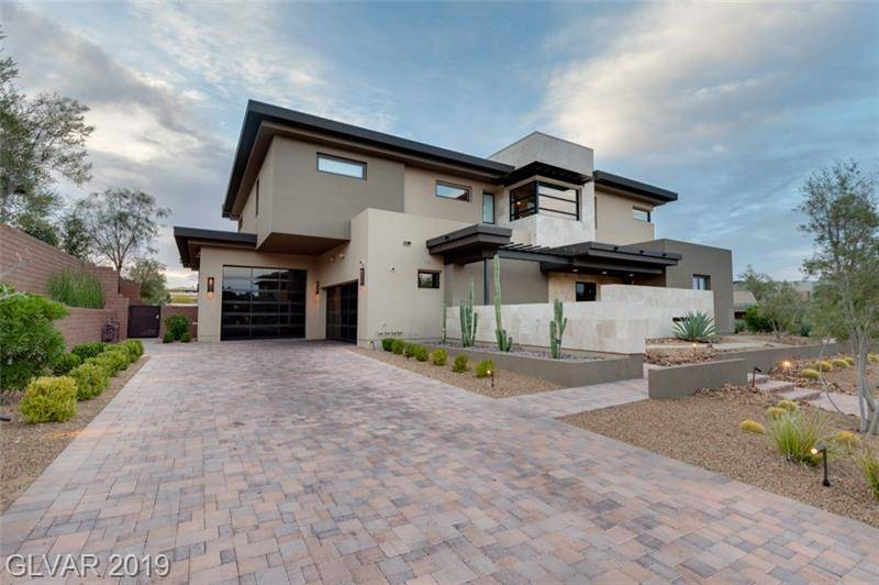 No. 10. 62 Meadowhawk Lane in The Ridges in Summerlin tied for 10th place at $3.5M. (Re/Max Cen ...
