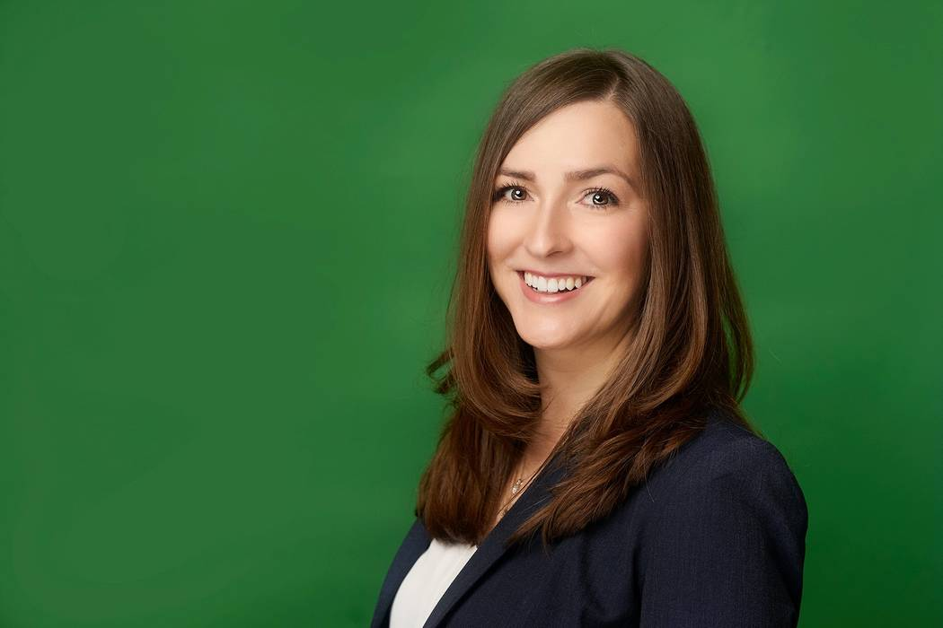 Alaina Cowley, Las Vegas Global Economic Alliance