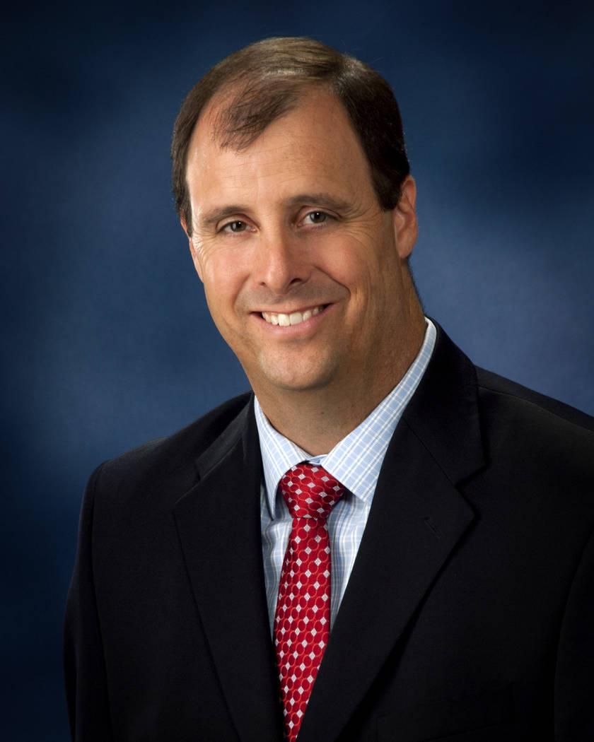 Scott Muelrath, Henderson Chamber of Commerce, president/CEO