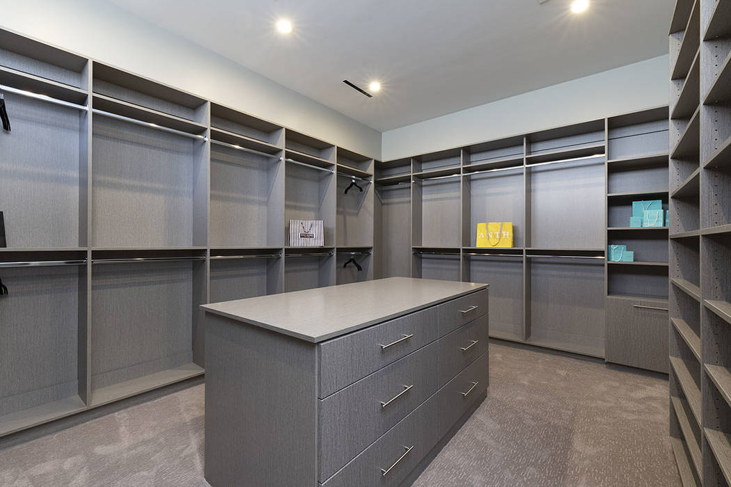 The closet is large. (Synergy|Sotheby's International Realty)