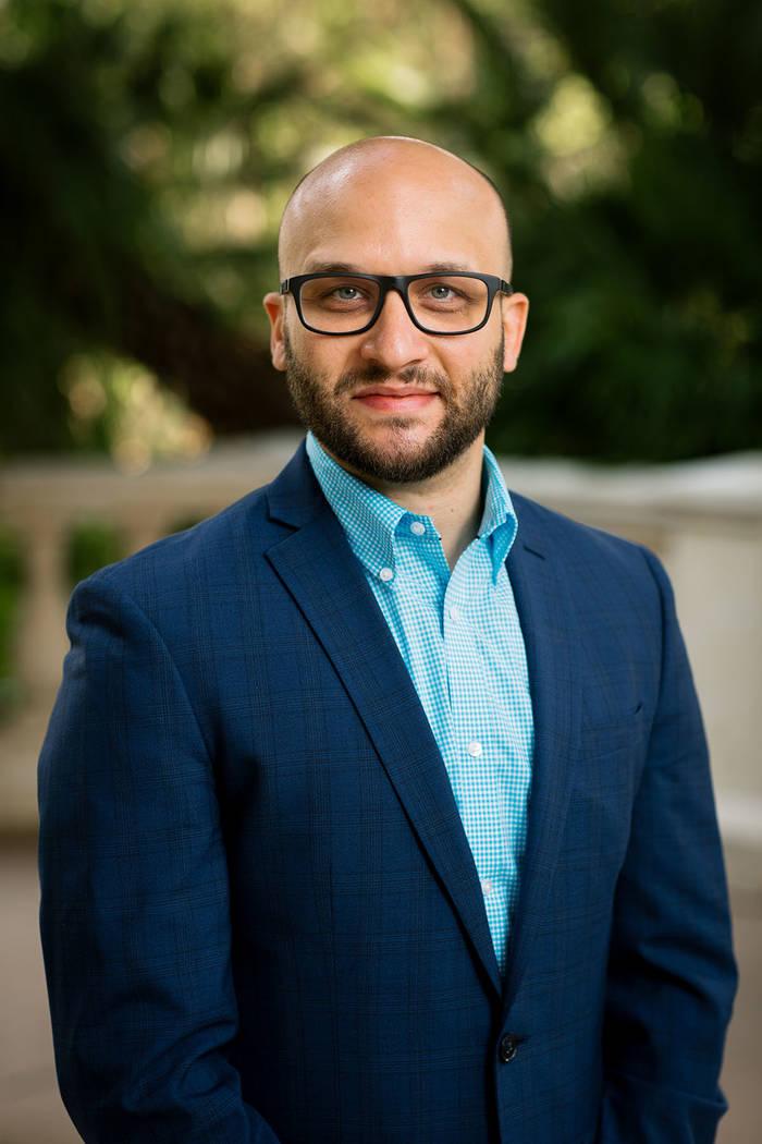 Ahmed Yacout, Four Seasons Hotel Las Vegas