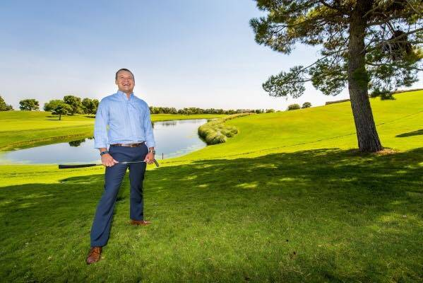 Patrick Lindsey, Shriners Hospitals for Children Open