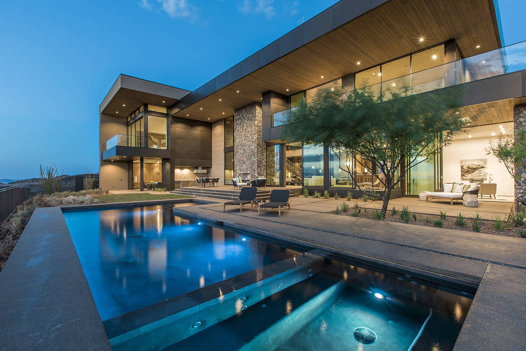 This inspirational home at 5 Boulderback Drive in Ascaya is listed for $5.5 million. (Ascaya)