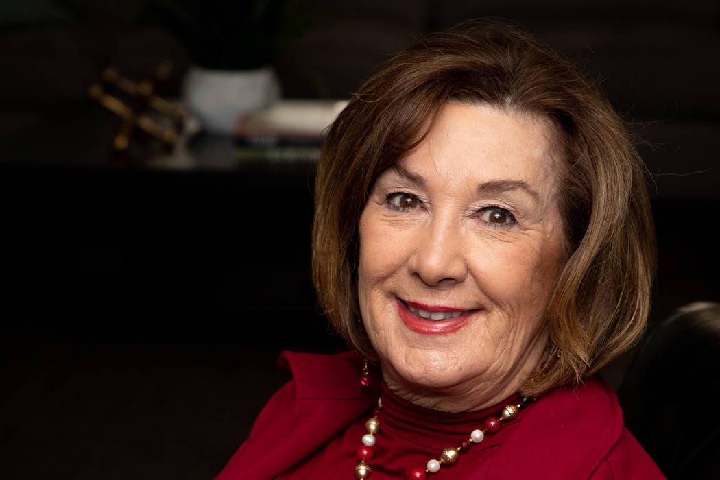 2019 GLVAR President Janet Carpenter