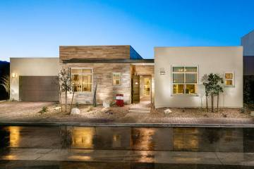 Trilogy has sold about 30 percent of its 354 units. Models opened in February 2018. (Trilogy i ...