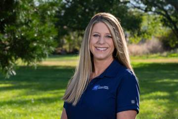 Shannon Horrillo, University of Nevada, Reno Extension. (Photo by Robert Moore)