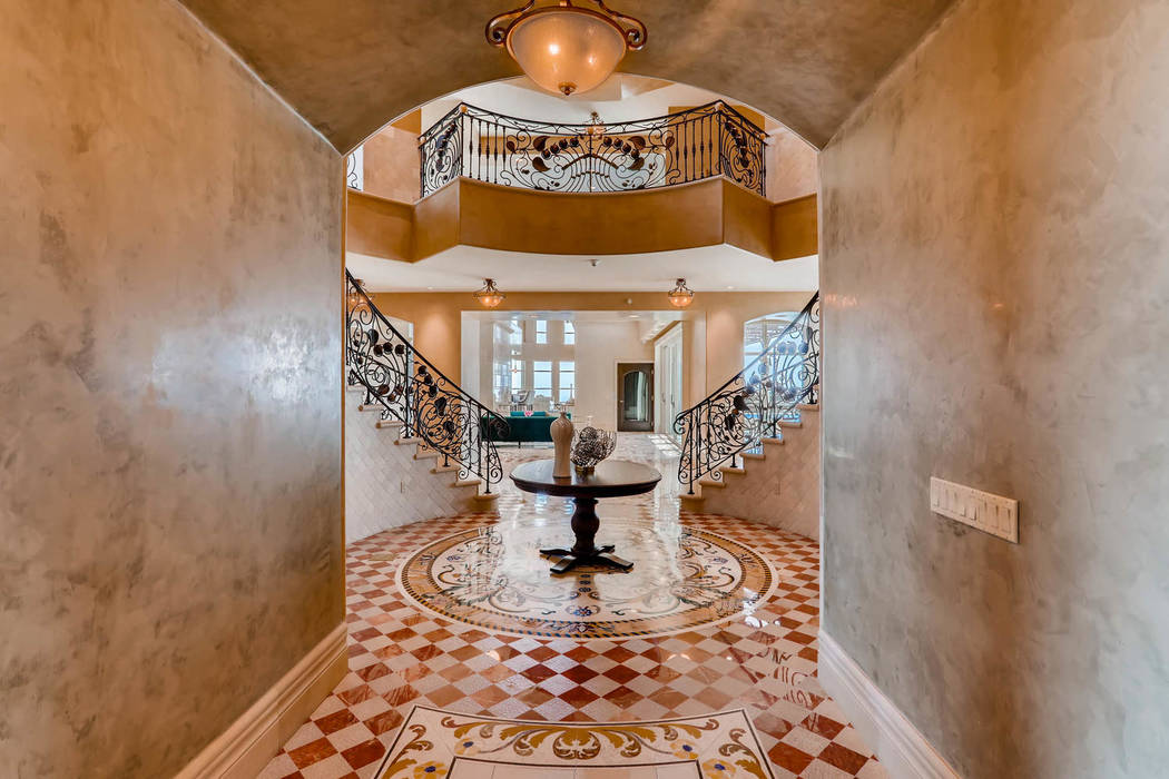 The entrance. (Char Luxury Real Estate)