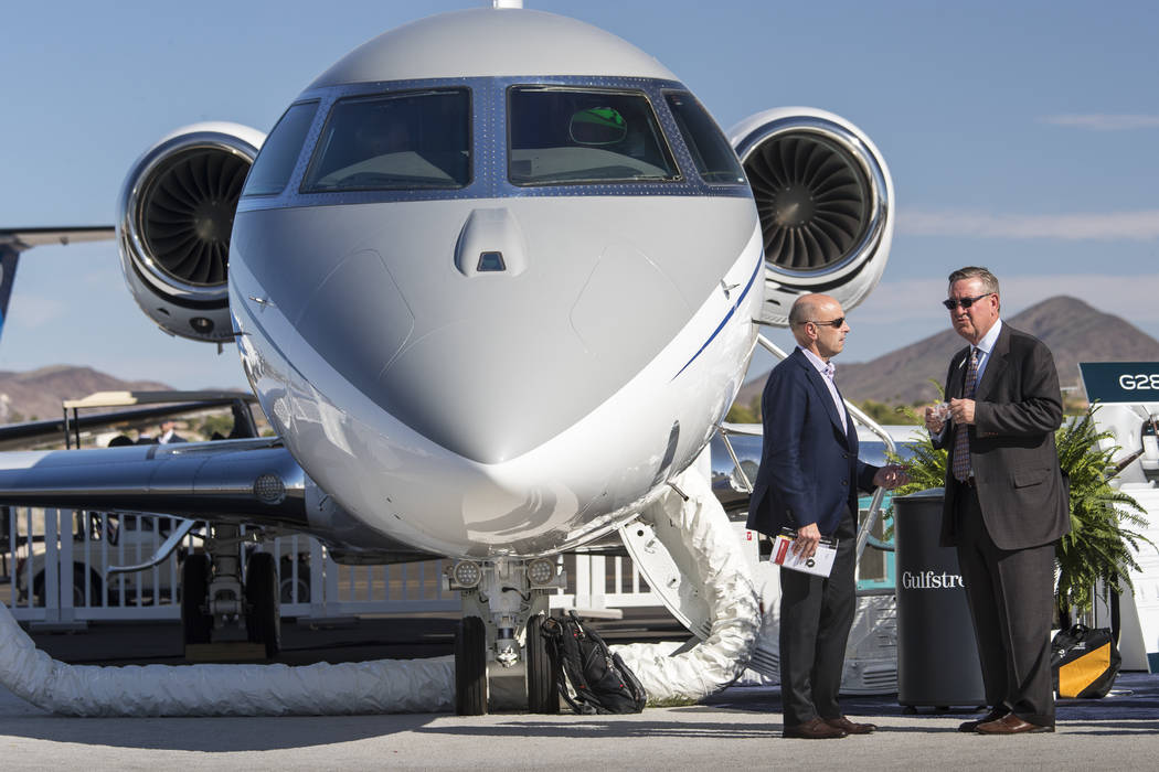 The convention is expected to draw 25,000 attendees. (Courtesy of NBAA)