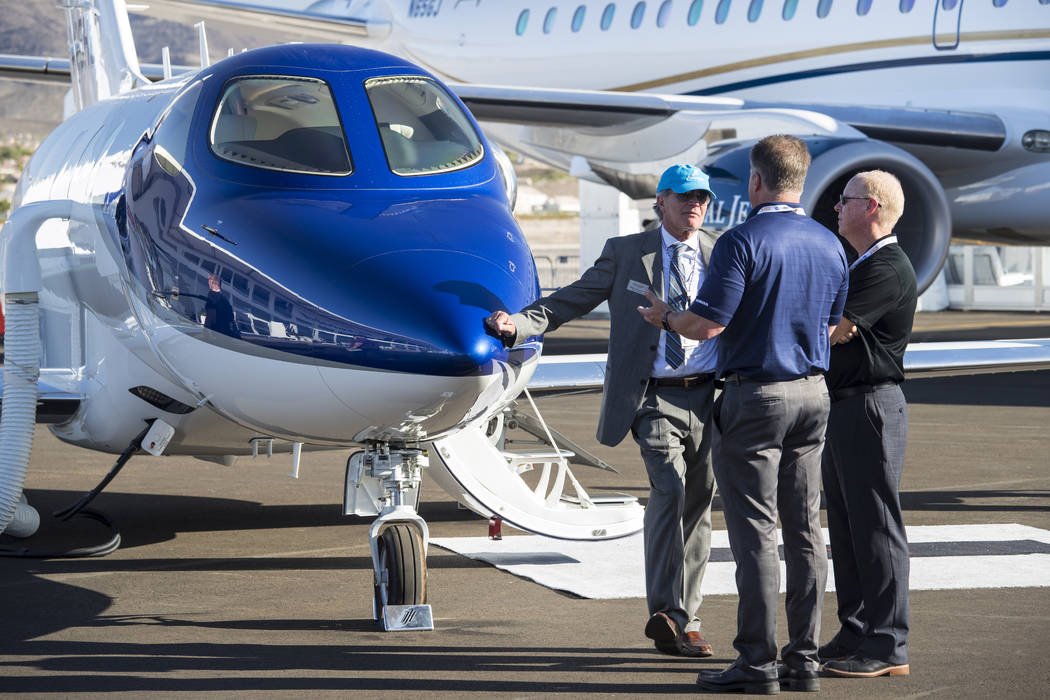 The conference is expected to generate a total economic impact of $40.5 million. (Courtesy of NBAA)
