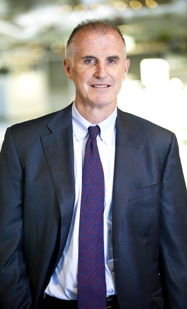 Mark Holden, senior vice president of Koch Industries