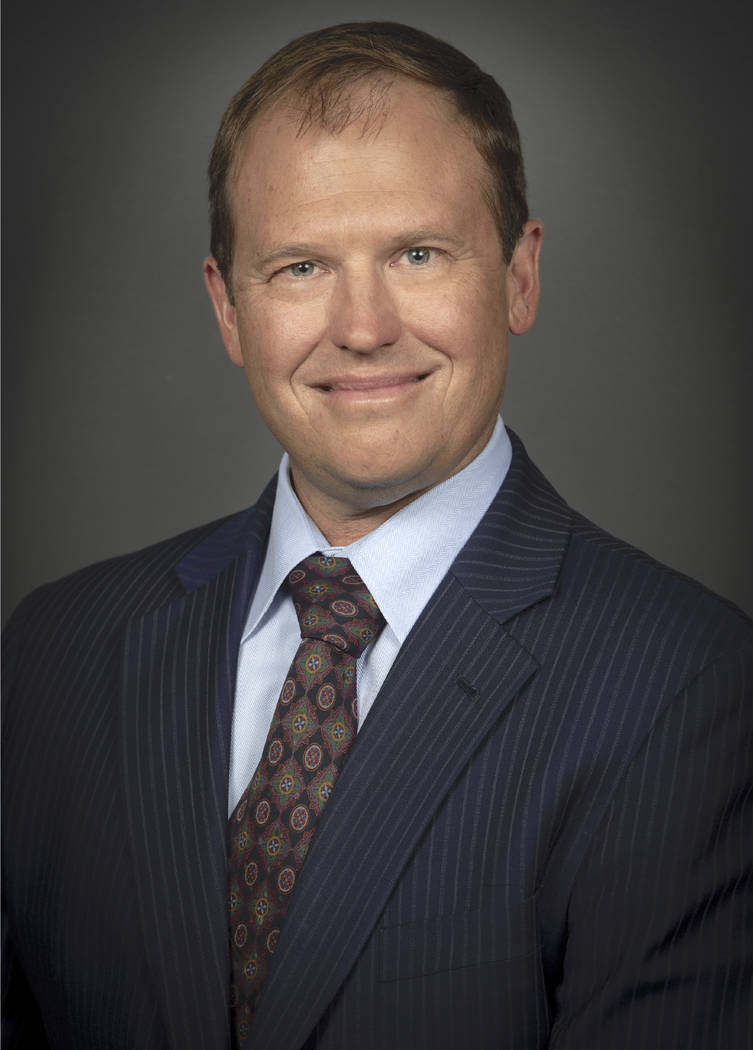 Eric Houssels, Lexicon Bank board member