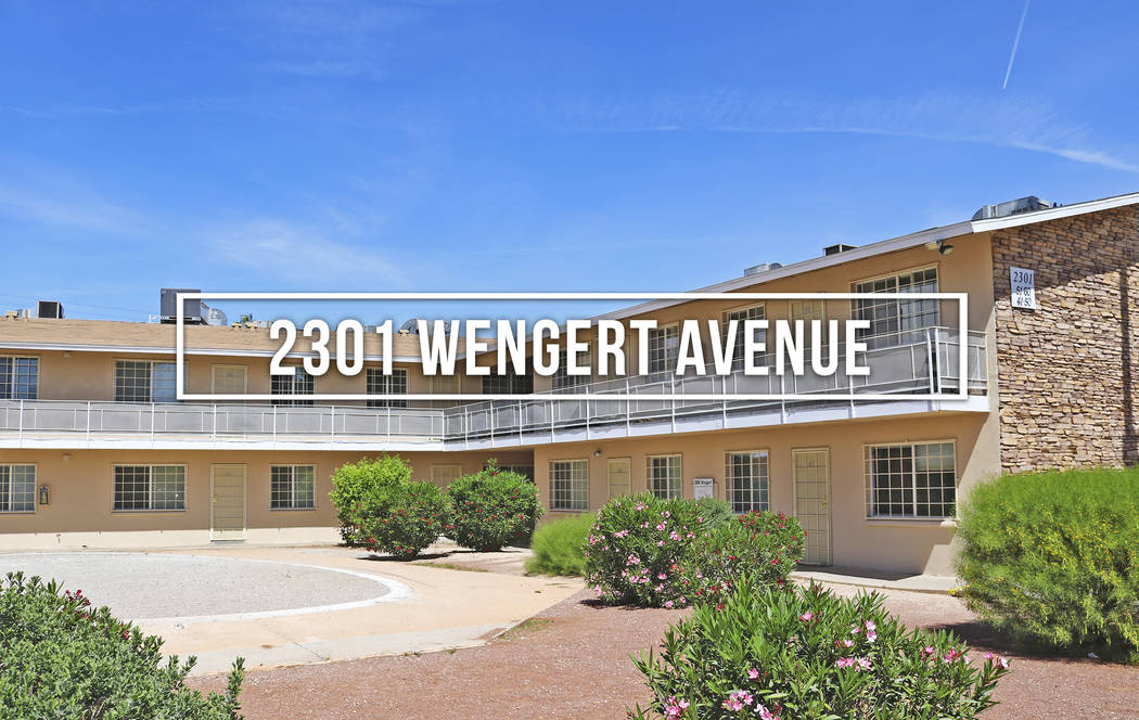 Wengert Ave. Apartments sold for $1.7 million ($85,000/unit).