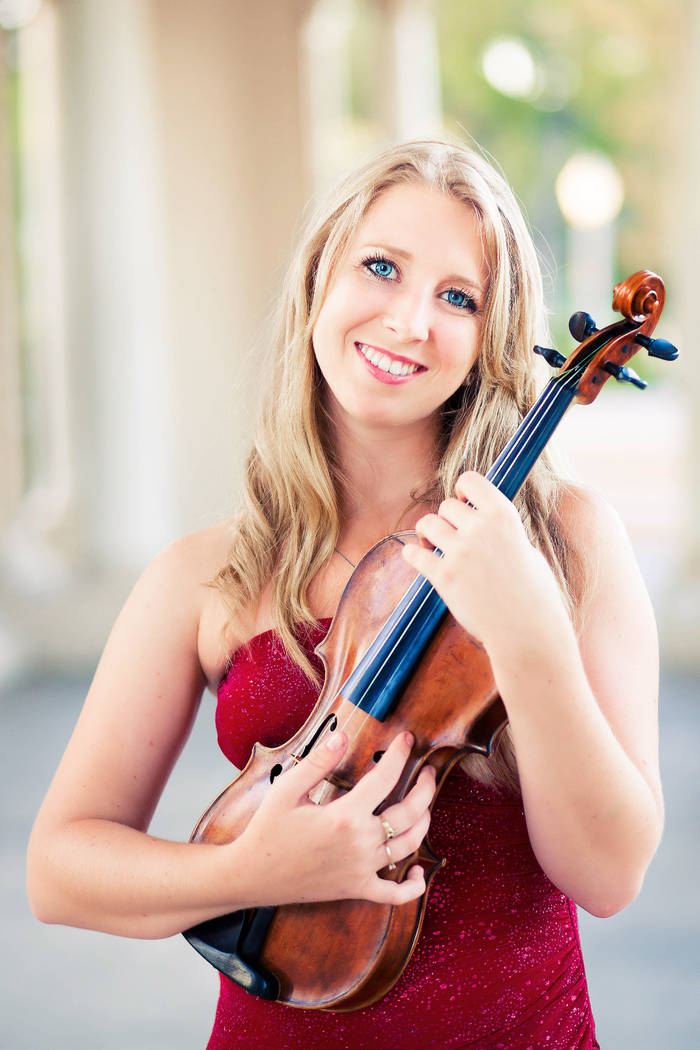 Rita Boehme, Las Vegas Philharmonic