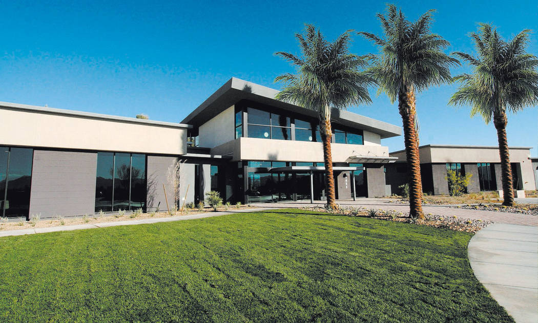 The Ovation recreation center opened earlier this year. (William Lyon Homes)