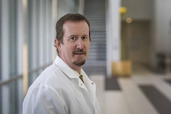 Mark Pandori, Ph.D., UNR Med