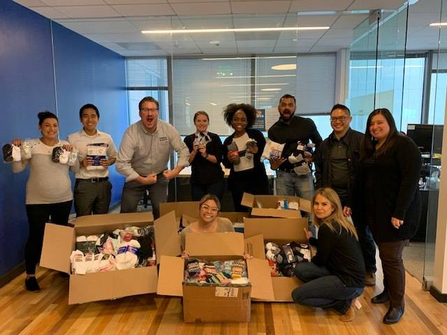 The PENTA Building Group has donated more than $8 million to 350 charities since 2000. (The PEN ...