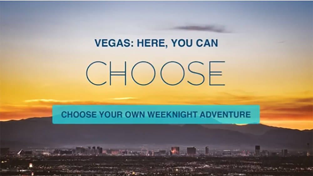 The Las Vegas Global Economic Alliance has started an ad campaign to recruit people to relocate ...