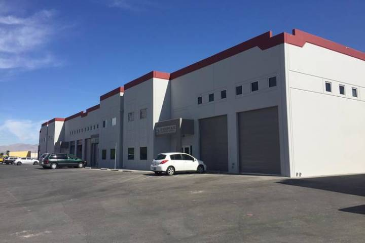 MCA Realty repositioned and sold a 94,808-square-foot multitenant industrial business park. (MC ...