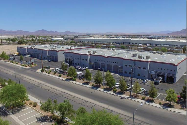 The two-building, 94,808-square-foot multitenant industrial business park sold for $7.85 millio ...