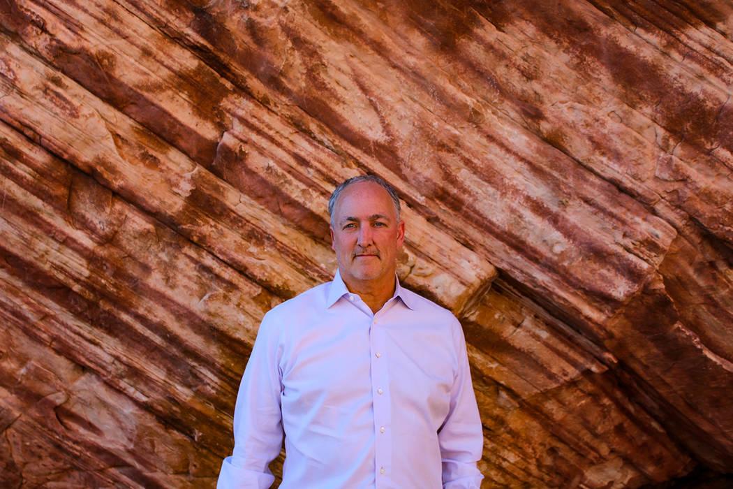 Rob Johnson, CEO of Prove