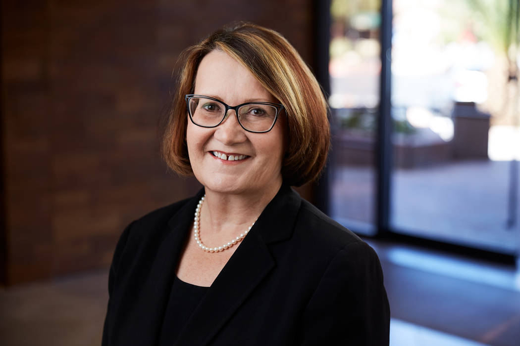 Joyce Smith, Bank of Nevada