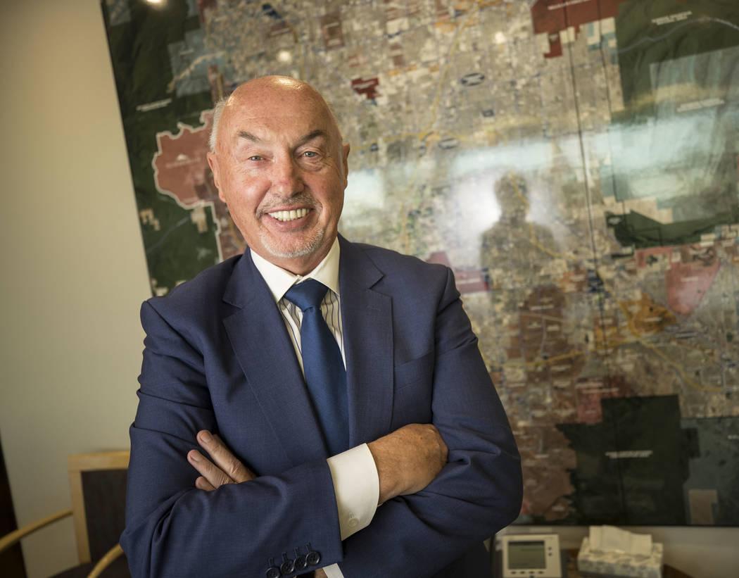 Summerlin President Kevin Orrock