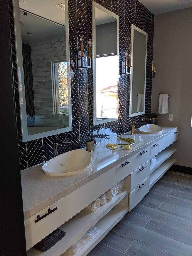The master bath. (Element Building Co.)